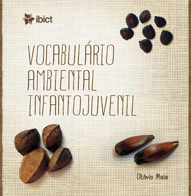 Capa Vocabulário Ambiental Infantojuvenil