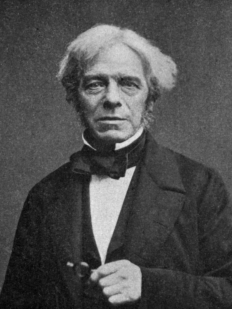 Faraday-Millikan-Gale-1913