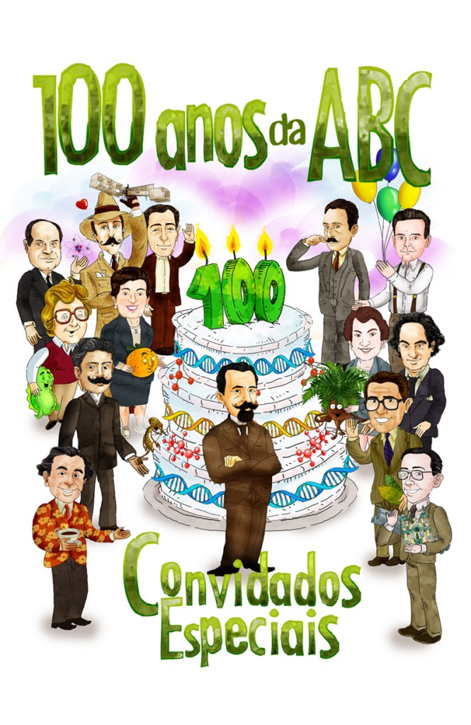 100 anos da ABC