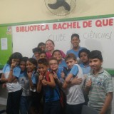 Turma do Ceará monta clube para discutir ciência