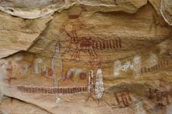 Destaque sítios arqueológicos brasileiros
