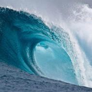 Destaque ondas