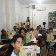 Turma conquista nova sede para escola na Bahia