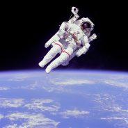 Como fica o corpo dos astronautas no espaço?